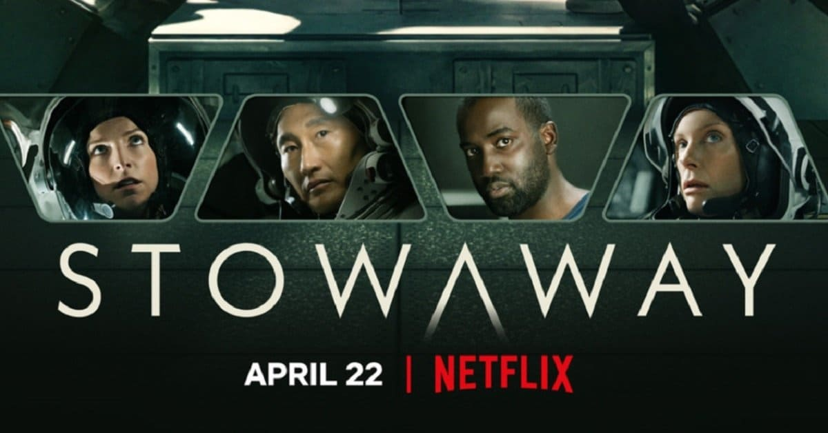 Stowaway (2021) Netflix